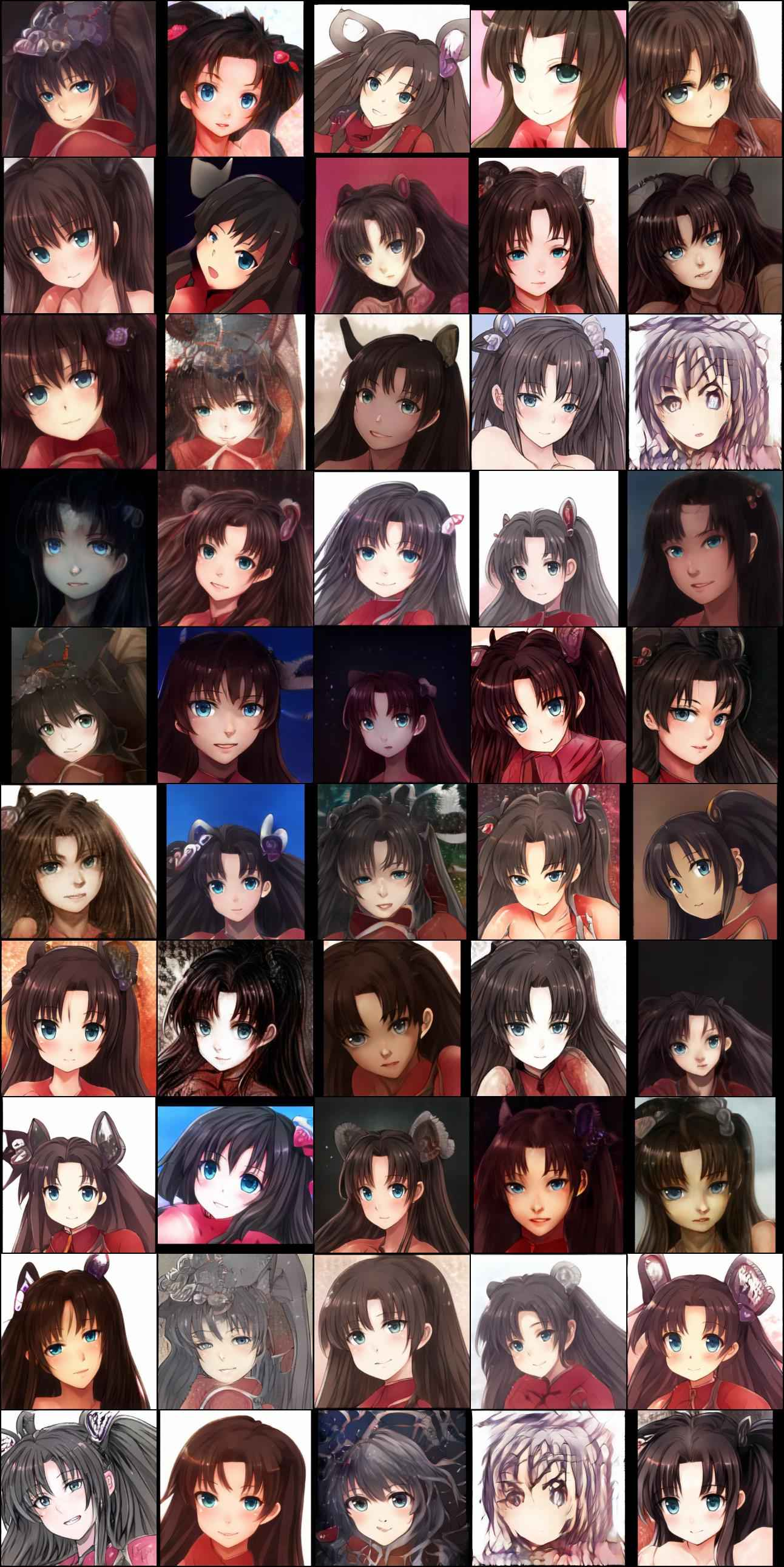 Rin Tohsaka (Fate/Stay Night), class #891