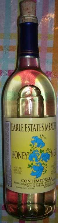 Earle Estates, Honey mead (semi-sweet)